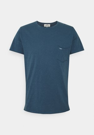 ESSENTIAL UNISEX - T-shirt basic - blue shadow