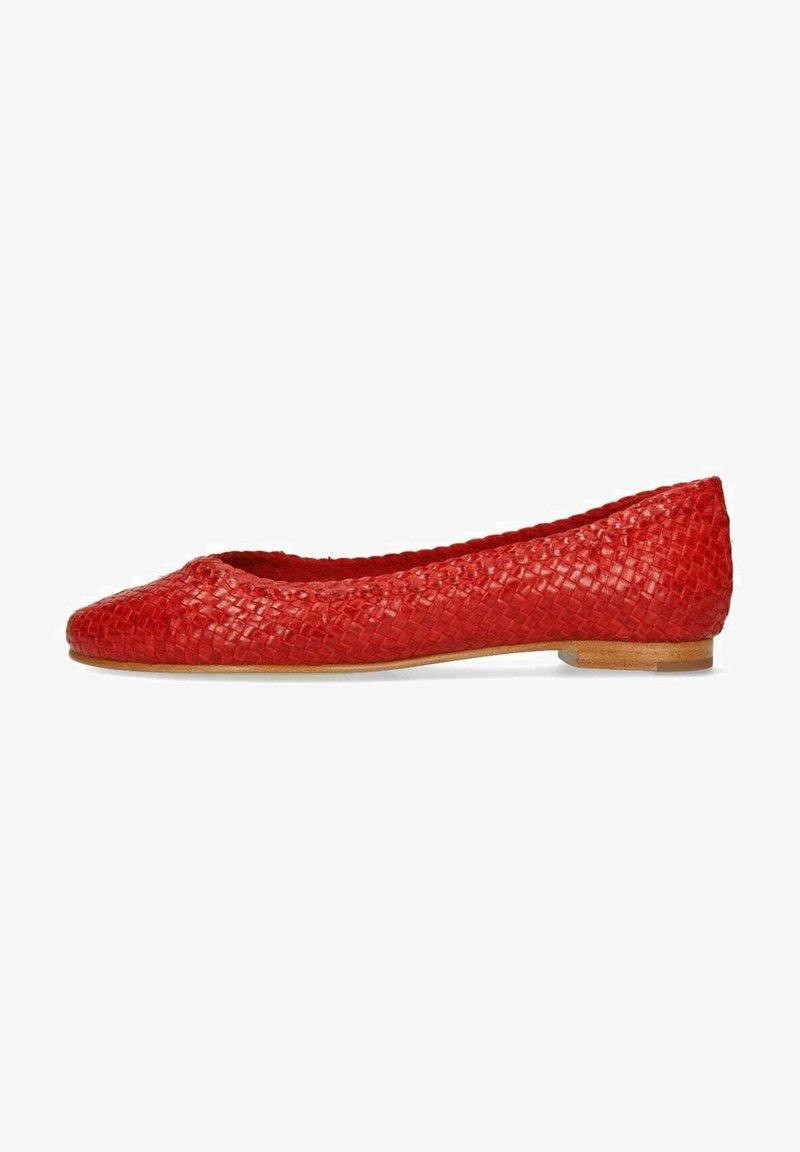 Melvin & Hamilton - KATE  - Ballet pumps - red