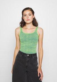 BDG Urban Outfitters - IMOGEN TANK - Topper - limeade - 0