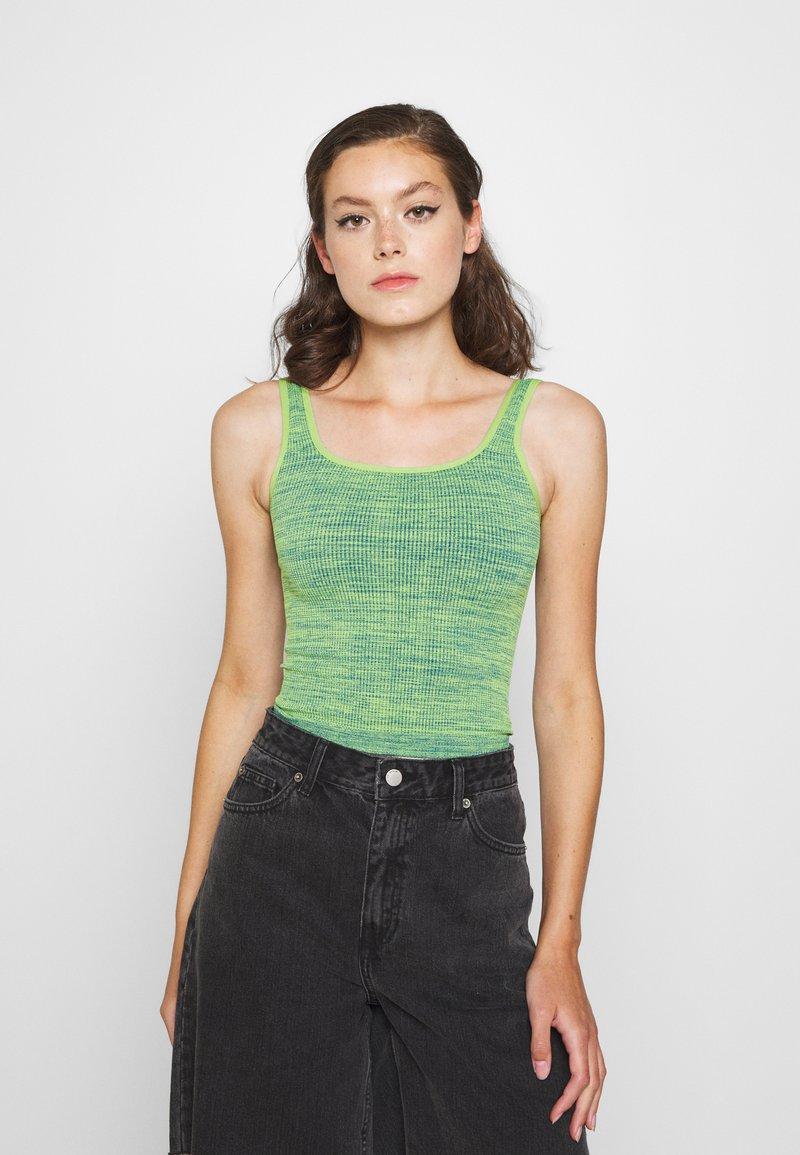BDG Urban Outfitters - IMOGEN TANK - Topper - limeade