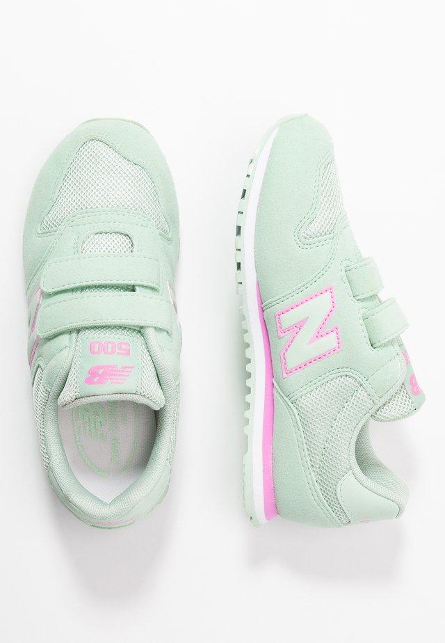 YV500CN - Trainers - mint chalk