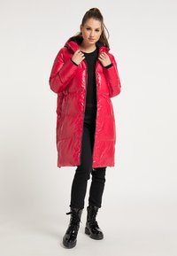 myMo ROCKS - Winter coat - rot - 1