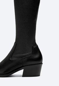 Uterqüe - Boots - black - 3