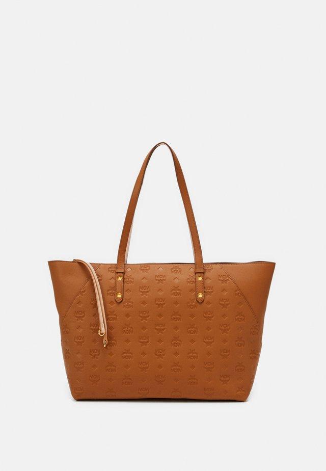 Shopping Bag - bisque