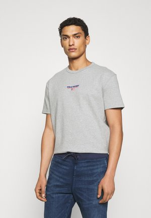 SHORT SLEEVE - T-shirt basic - andover heather