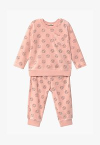 Benetton - SET  - Trainingspak - pink - 0