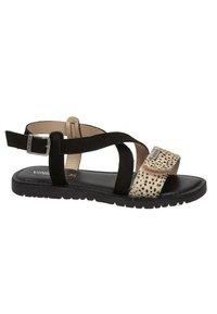 Vingino - EVELINE - Sandals - zwart - 6