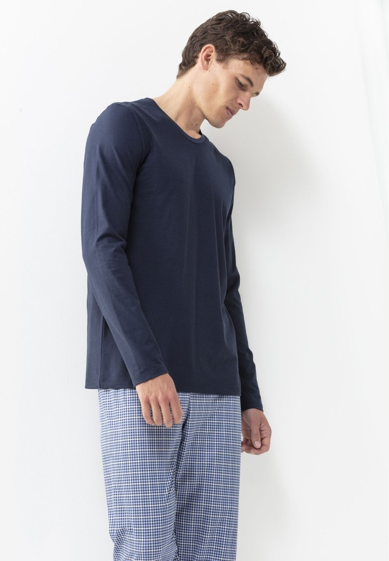 Mey - Pyjama top - yacht blue