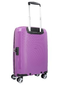 Hardware - BUBBLES  - Wheeled suitcase - purple - 1