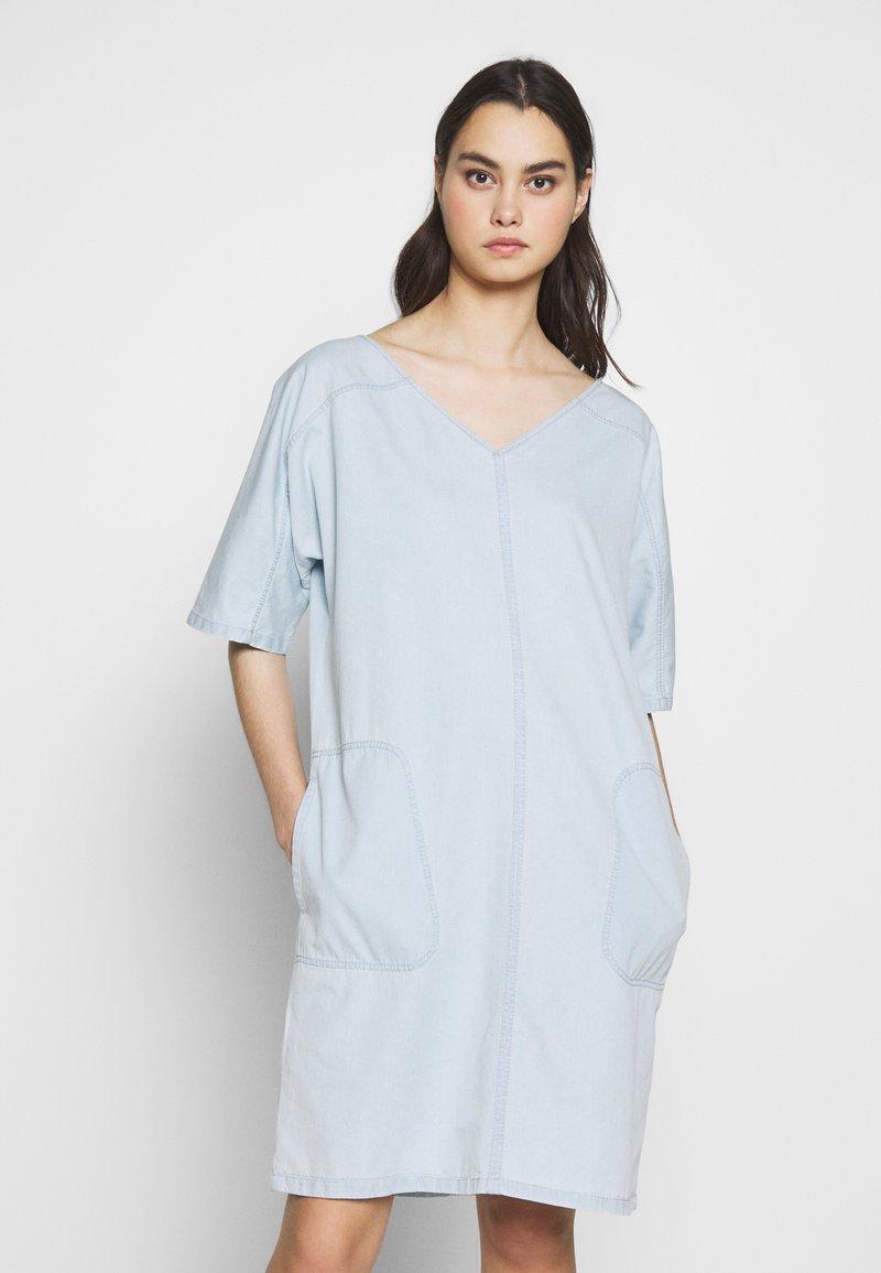 DRYKORN - HEDDA - Denim dress - blau