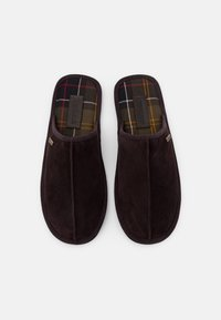 Barbour - MALONE - Slippers - brown