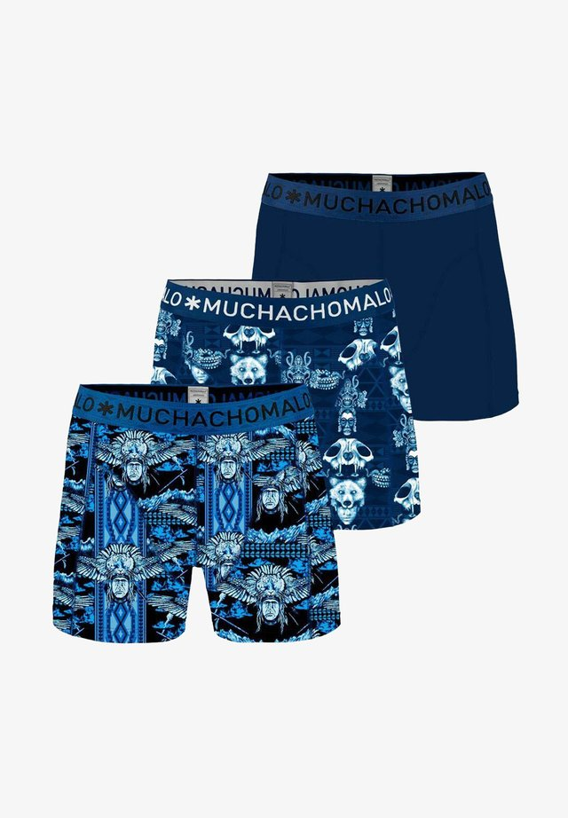 3-PACK - Boxer shorts - blue
