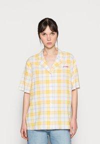 Résumé - ELISSAR SHIRT - Button-down blouse - yellow - 0