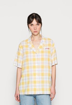 ELISSAR SHIRT - Košile - yellow