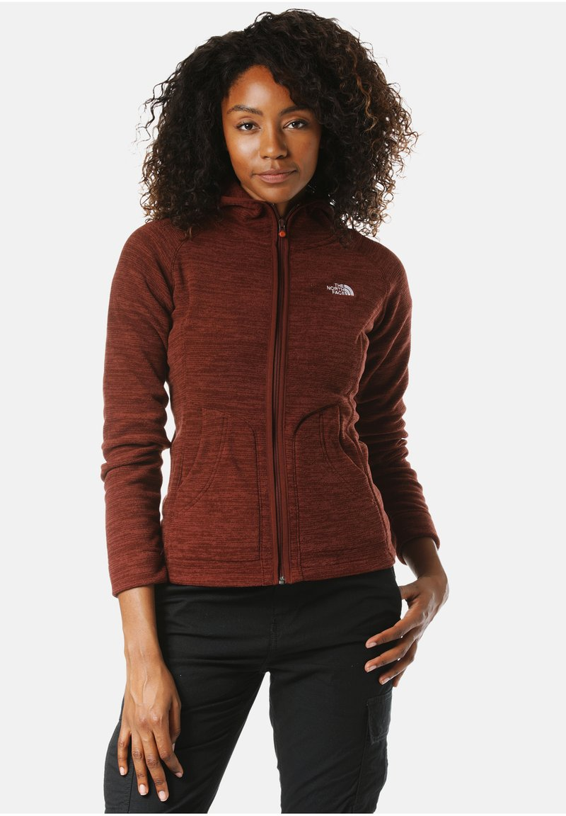 The North Face - NIKSTER  - Fleece jacket - red