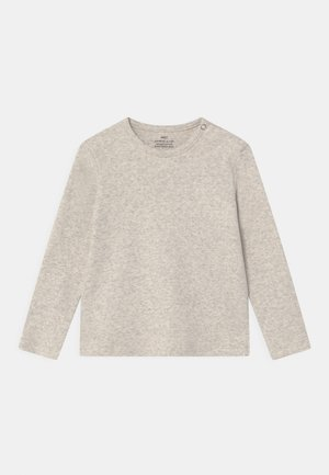 UNISEX - Long sleeved top - grey melange