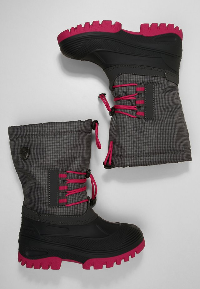 AHTO - Bottes de neige - asphalt