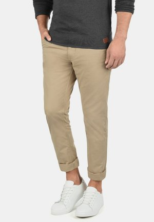 TROMP - Chinos - beige brown