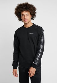 Champion - CREWNECK - Sudadera - black - 0