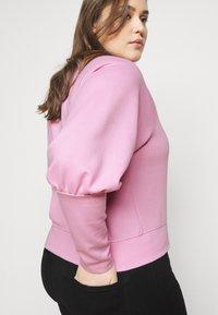 Pieces Curve - PCROSAN - Sweatshirt - pastel lavender - 5