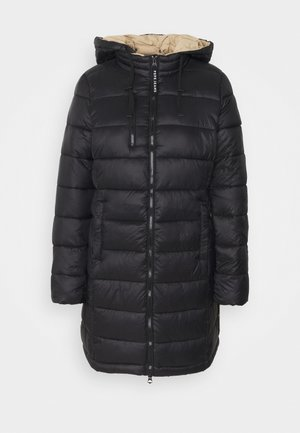 LINNA - Winter coat - black