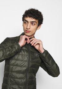 EA7 Emporio Armani - Down jacket - khaki - 3