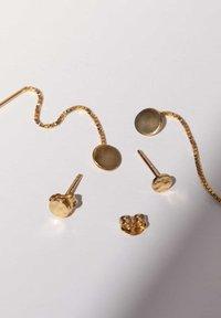 Violet Hamden - Earrings - gold-coloured - 2