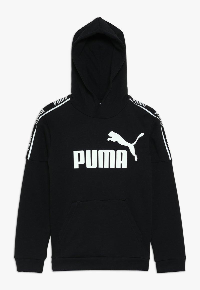 Puma - AMPLIFIED HOODY  - Hoodie - black