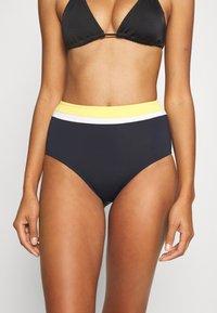 Esprit - ALLANS BEACH BRIEF - Bikini bottoms - navy - 0