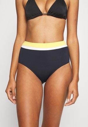 ALLANS BEACH BRIEF - Bikini bottoms - navy