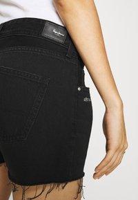 Pepe Jeans - THRASHER  - Denim shorts - dark blue - 3