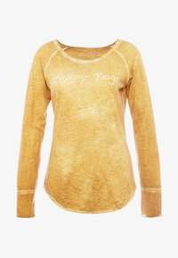 Yogasearcher - KARANI - Long sleeved top - curry - 3