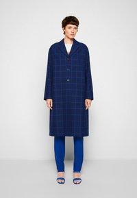 PS Paul Smith - COAT - Classic coat - blue - 0