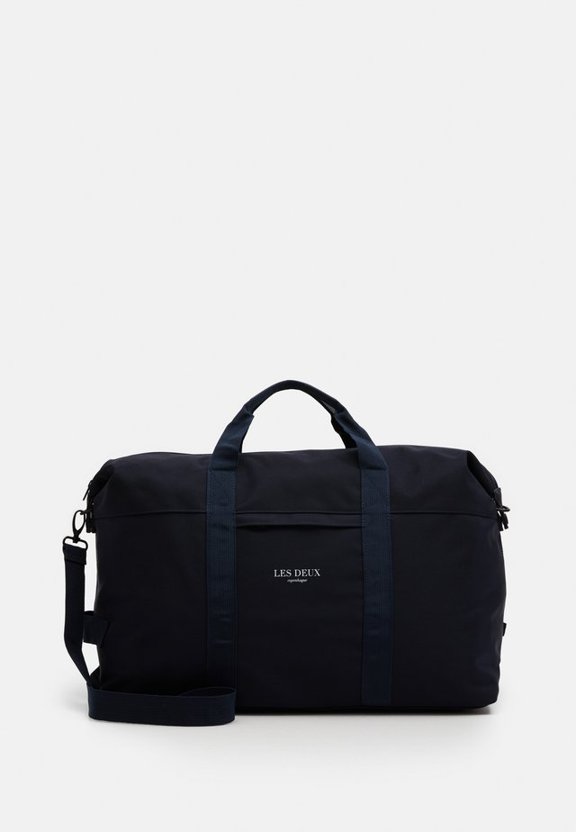 TRAVIS BAG - Weekender - dark navy