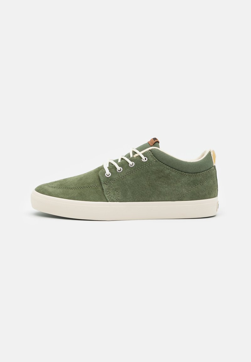 Globe - CHUKKA - Zapatillas skate - olive