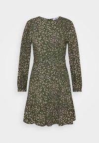 ONLMATTEA SHORT DRESS  - Day dress - kalamata