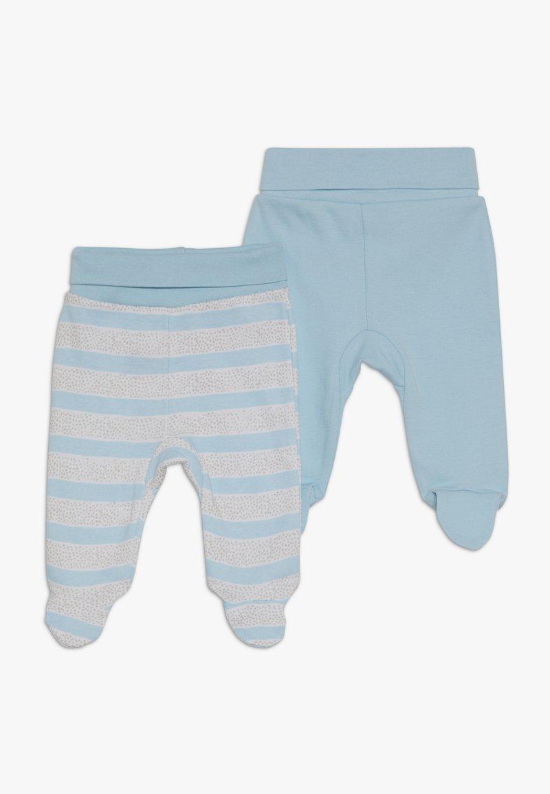 Jacky Baby - BOYS 2 PACK - Kangashousut - blue