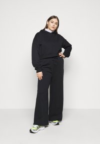 Even&Odd - Tracksuit bottoms - black - 1