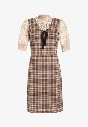 Jersey dress - allover