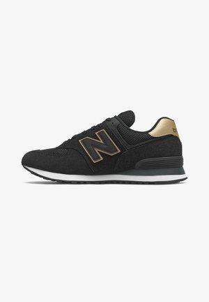 574 - Sneakers basse - black citrayellow