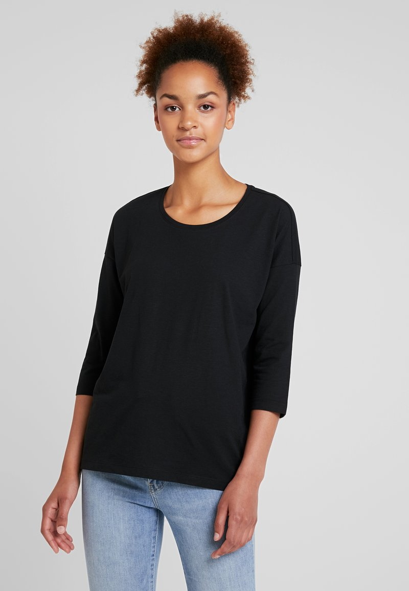 Noisy May - Print T-shirt - black