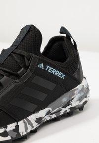 adidas Performance - TERREX SPEED LD - Trail running shoes - core black/ash grey - 5