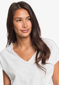 Roxy - STARRY DREAM - Basic T-shirt - snow white - 4