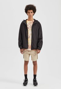 PULL&BEAR - Outdoor jacket - black - 1