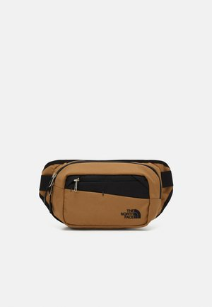 BOZER HIP PACK UNISEX - Bum bag - utility brown/black