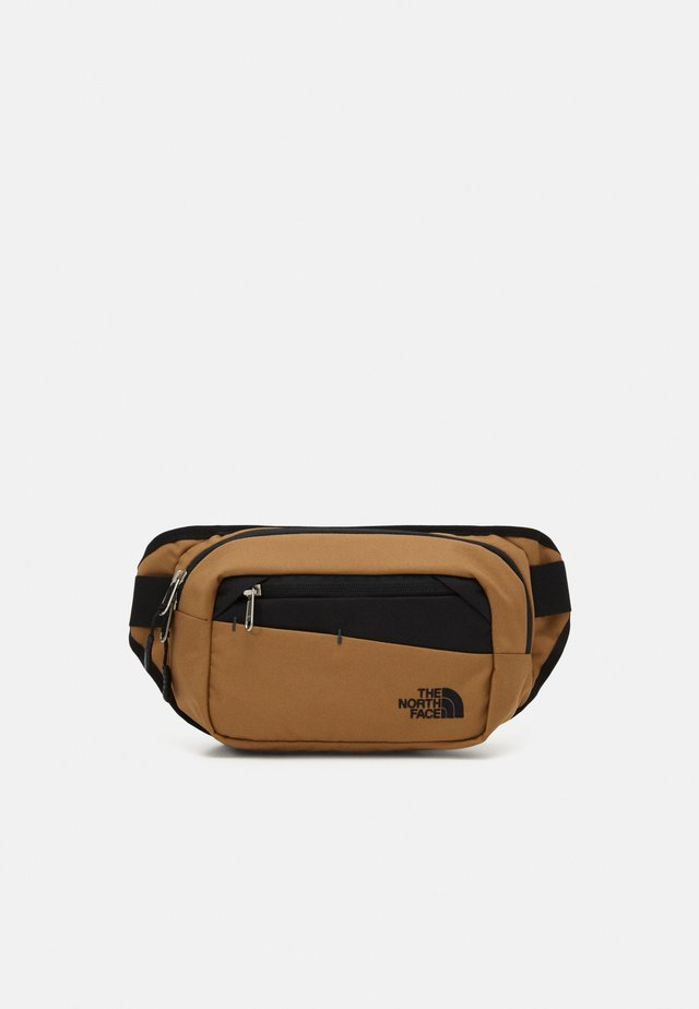 BOZER HIP PACK UNISEX - Marsupio - utility brown/black