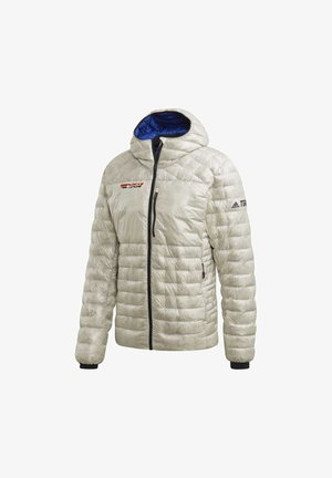 WINTER CLIMAHEAT OUTDOOR DOWN - Training jacket - white