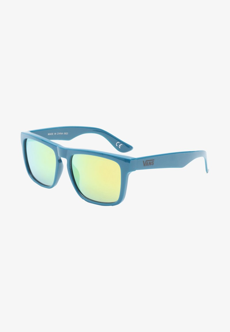 Vans - MN SQUARED OFF - Sunglasses - moroccan blue