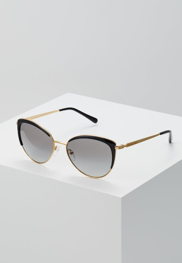 KEY BISCAYNE - Sunglasses - gold-coloured