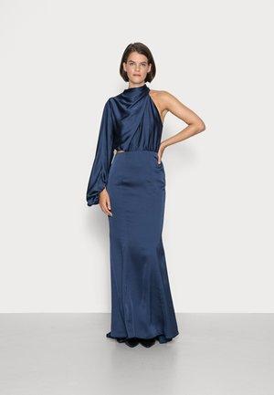 IZZY - Společenské šaty - navy